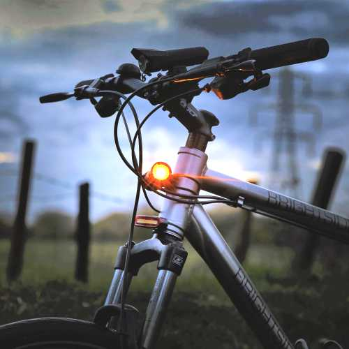 BrightSide Bike Side Light