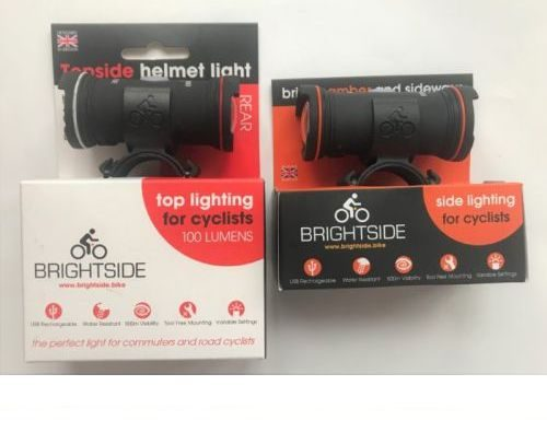 Discounted lights - damaged packaging
